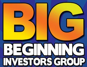 B.I.G. Beginning Investors Group @ Hawthorne's NY Pizza & Bar