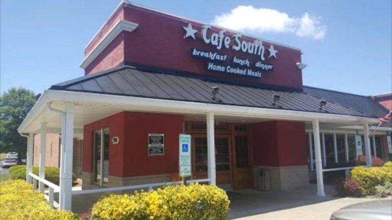 Cafe South Wednesdays
